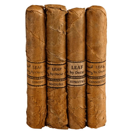 Leaf By Oscar Toro Sampler, , seriouscigars