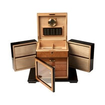 Baccus Two Tone Humidor, , large