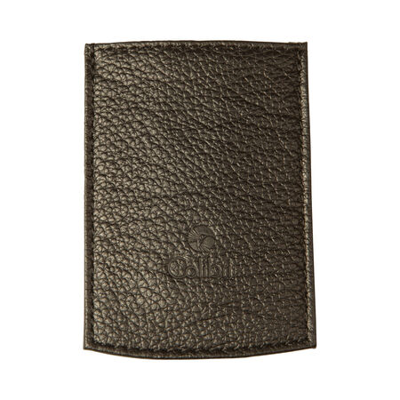 Black Leather Pouch, , seriouscigars