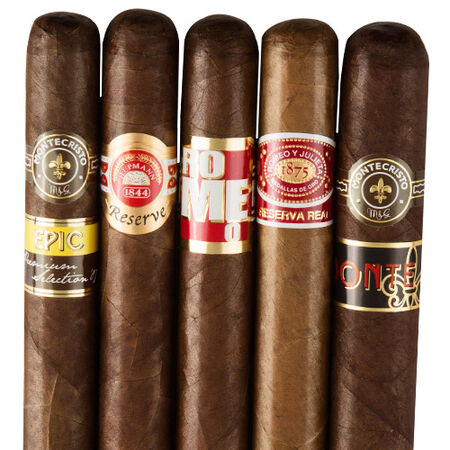 Iconic 5 Sampler, , seriouscigars