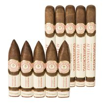 Monte Crafted By AJ Short & Tall Collection, , seriouscigars