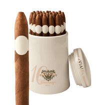 10th Anniversary White Jar, , seriouscigars
