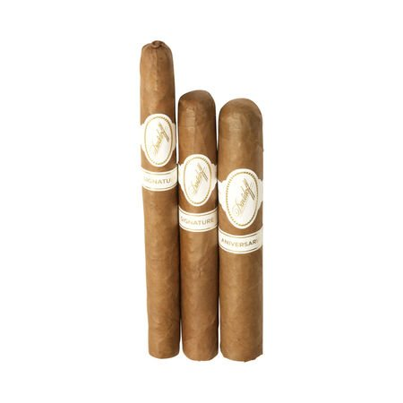 White Series Tubos 3-Pack, , seriouscigars