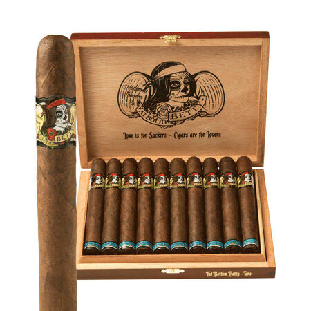Fat Bottom Betty Toro, , seriouscigars