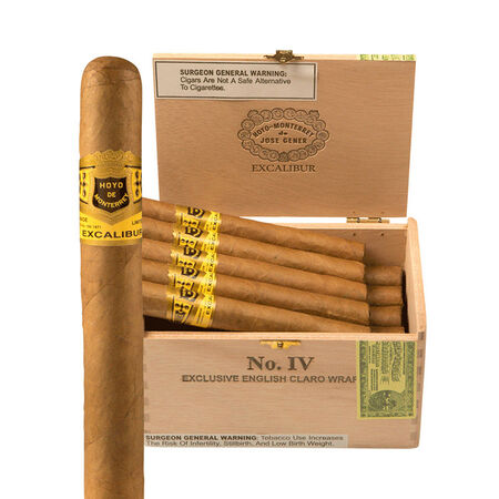 No. IV, , seriouscigars