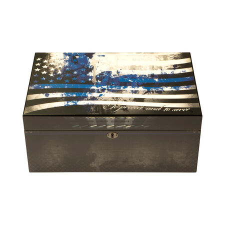 Police Flag 100-Count, , seriouscigars