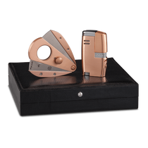 Rose Gold Gift Set, , seriouscigars