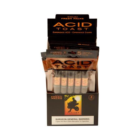 Gold Toast 5/5 Fresh Seal Packs, , seriouscigars