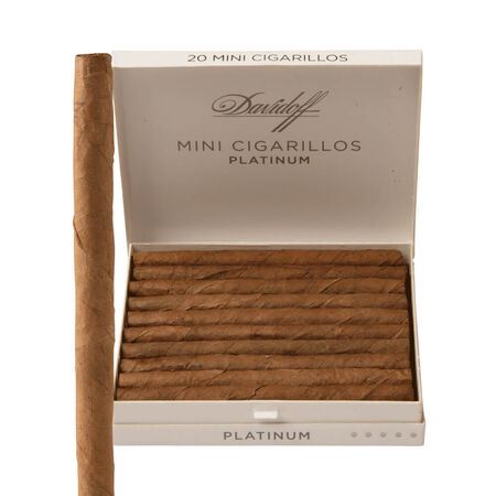 Mini Cigarillos Platinum, , seriouscigars