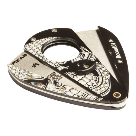 XI1 Room 101 Blingtastic Double-Bladed Guillotine, , seriouscigars