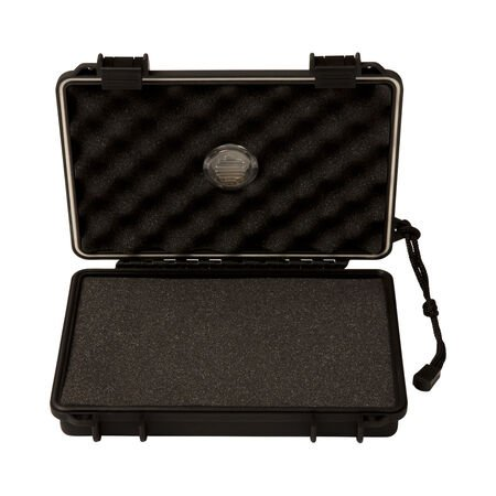 Black Tommy Bahama Band Series Travel Case, , seriouscigars