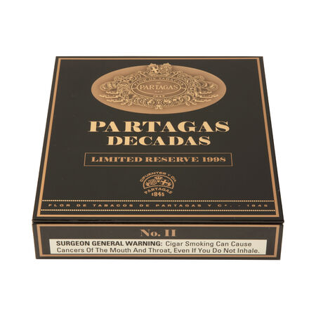 Partagas Decadas Limited Reserve 1998 Gift Set, , seriouscigars