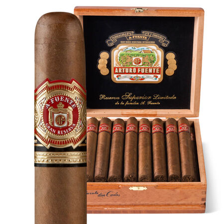 Double Robusto, , seriouscigars