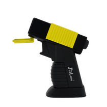 DT-500 Yellow and Black Quad Flame Lighter, , seriouscigars
