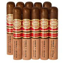 Romeo y Julieta Crafted by AJ Fernandez Robusto 10-Pack, , seriouscigars