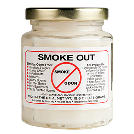 Smoke Out Village Candle, , seriouscigars