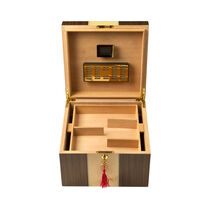 Viceroy Maple & Iron Humidor, , seriouscigars