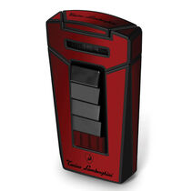 Aero Lighter Red and Black, , large