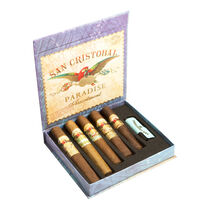 Assorted 5 Cigars + Lighter, , seriouscigars