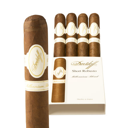 Short Robusto 4-Pack, , seriouscigars