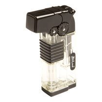 Proto-Pipe Clear Soft Flame Lighter, , seriouscigars