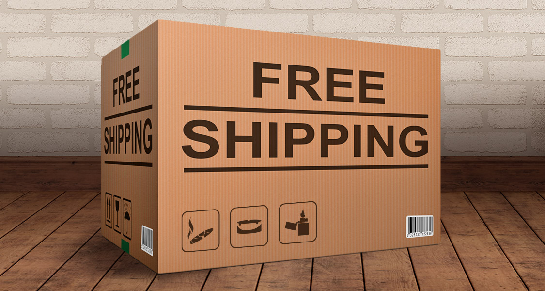 Spend $150.00 Or More & Get Free Standard Shipping