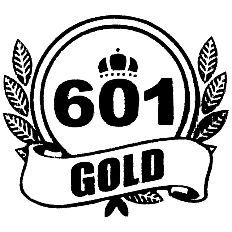 601 Gold Label